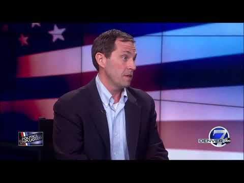 Jason Crow hoping to unseat incumbent Congressman Mike Coffman in Colorado's 6th district