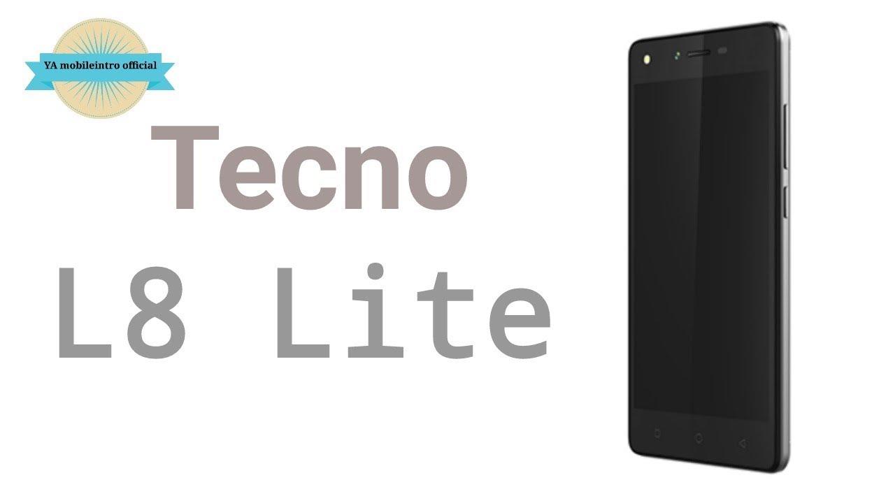 Buy Tecno L8 Lite Smartphone | Price in Kenya