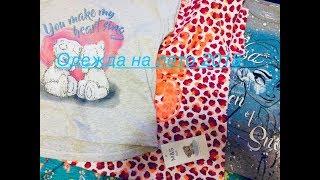 Летний гардероб на девочку (7-8 лет). H&M, M&S...