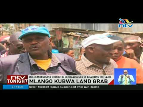 Nairobi County government to issue report on Mlango Kubwa land dispute