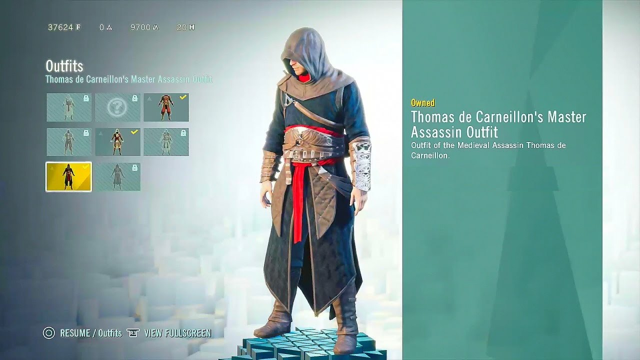 Assassin S Creed Unity Armor Room Challenges
