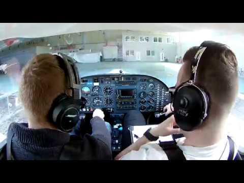 VFR flying in Slovakia