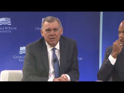Mel Martinez and Wes Moore on the Role of Local Government