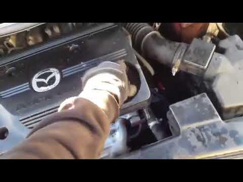 Двигатель для Mazda Premacy 2 0i 16v 131лс FS