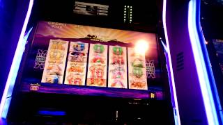 Buffalo Slot Machine. Big Win!!!