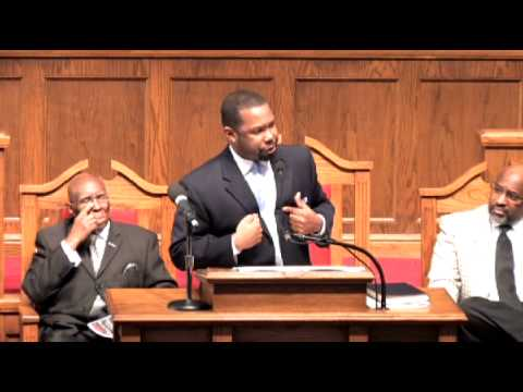 2015 MLK Day Rally at the Historic 16th Street Baptist Church