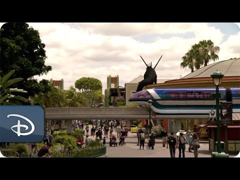 Behind the Scenes at the Monorail Roundhouse | Disneyland Resort