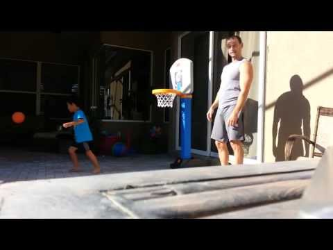 Fisher Price Basketball Hoop Review