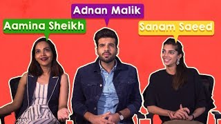 The Idiot Quiz ft. Sanam Saeed, Aamina Sheikh & Adnan Malik | Cake The Film | ShowSha