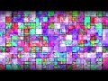 4K Live Wallpaper - Colorful Cartoon Blocks #AAVFX Moving Background