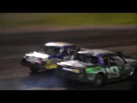 Stock Car Amain @ Hancock County Speedway 05/18/18