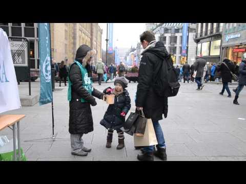 ADRA Norway Street Program in Oslo Part 3