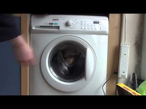 Zanussi Aqua Fall Flexidose ZWHB7160 Washing Machine : Overview