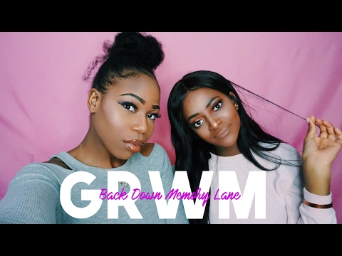 GRWM with Venika | Secondary School Memories; Regrets, Insecurities, Old Skool Grime etc.
