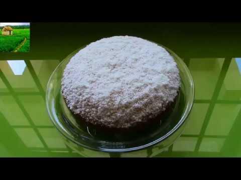 Coconut syrup cake recipe