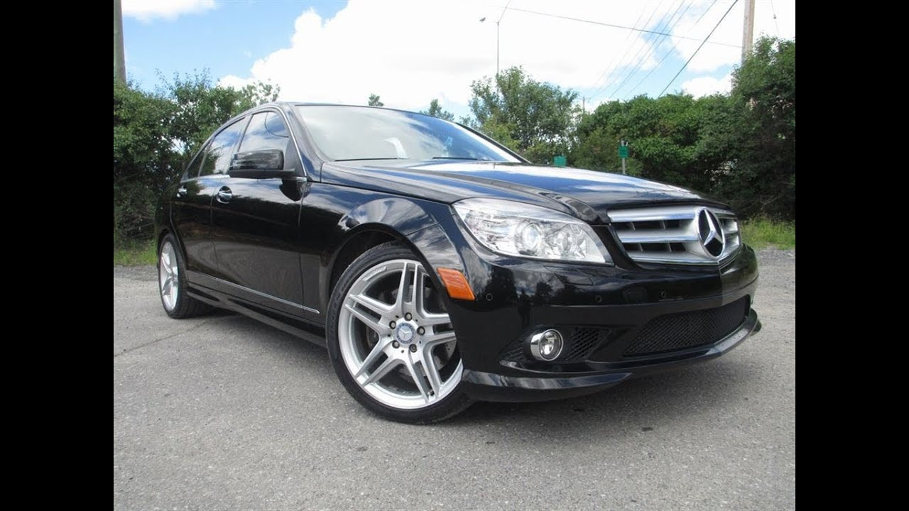 March group premium pre owned 2010 mercedes benz c350 for Mercedes benz canada pre owned