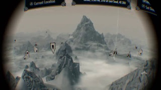 Sky Rim Vr GamePlay how to get Hrohgar Fastest way