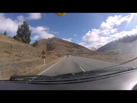 Twizel to Papatowai part 1 - New Zealand