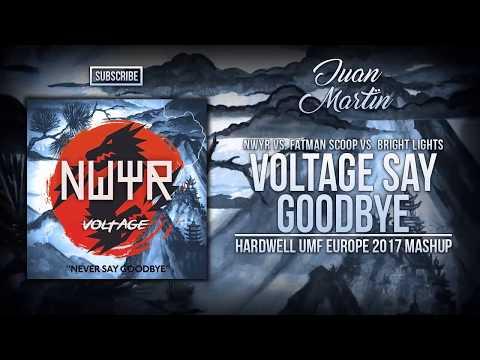 Voltage vs. Volume vs. Never Say Goodbye (Hardwell UMF Europe 2017 Mashup)