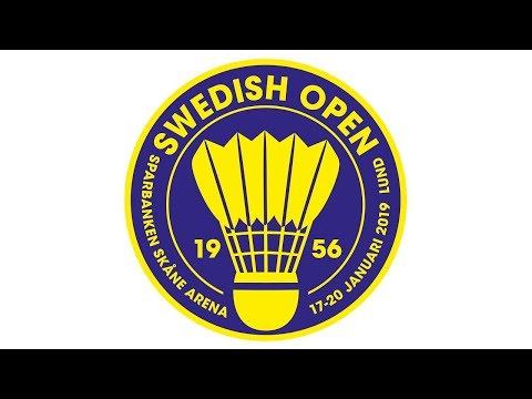 Antonsen / Colberg vs Kersaudy / Maio (MD, SF) - RSL Swedish Open 2019