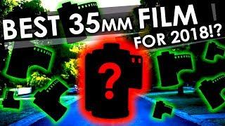 7 MUST TRY 35mm FILM STOCKS for 2018!