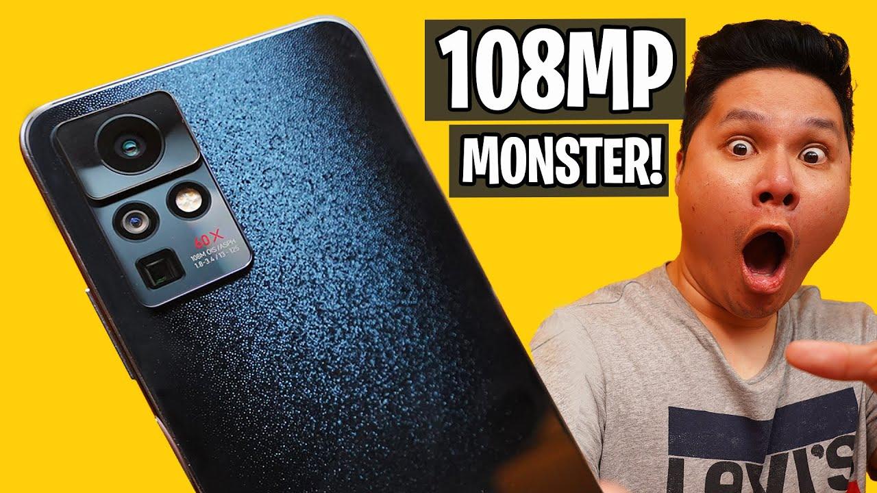 INFINIX ZERO X PRO CAMERA REVIEW - 108MP MONSTER CAMERA!
