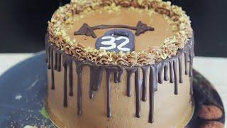 Шоколадный торт с вишней Супер торт на любой праздник