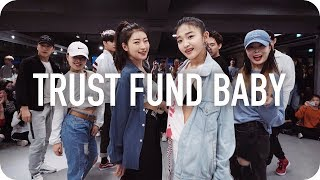 Trust Fund Baby - Why Dont We / Yoojung Lee Choreography