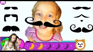 Вредные детки Учим цвета Colourful Learn Kids Games for Baby мульт игра