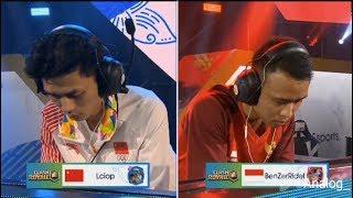 Final!!! Indonesia VS China Clash Royale asian Games 2018 screenshot 2
