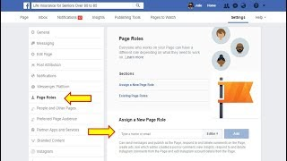 How to Add Admin in Facebook Page 2019