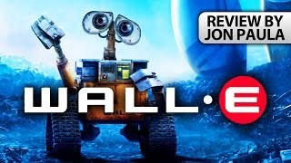 WALL·E -- Movie Review #JPMN