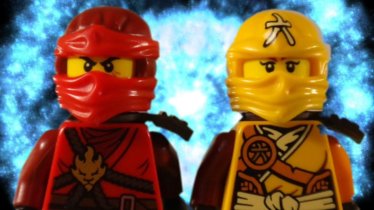 Lego Ninjago Kai And Skylor V S Villains Youtube
