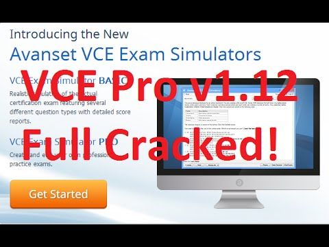 free download vce software full version with crack