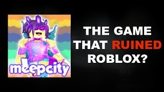 The TRUTH About Meep City (ROBLOX)