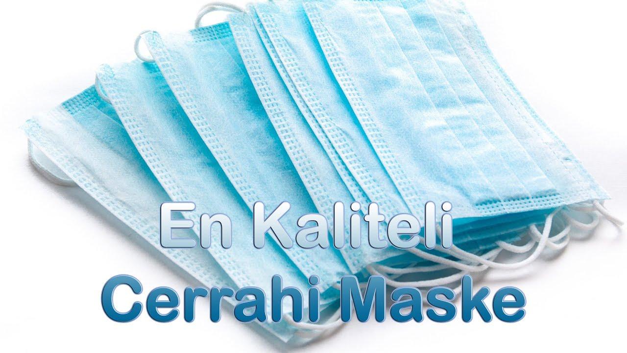 Gerçek Cerrahi Maske Nasıl Anlaşılır Gerçek Meltblown Nedir #koronavirüs #maske #meltblown