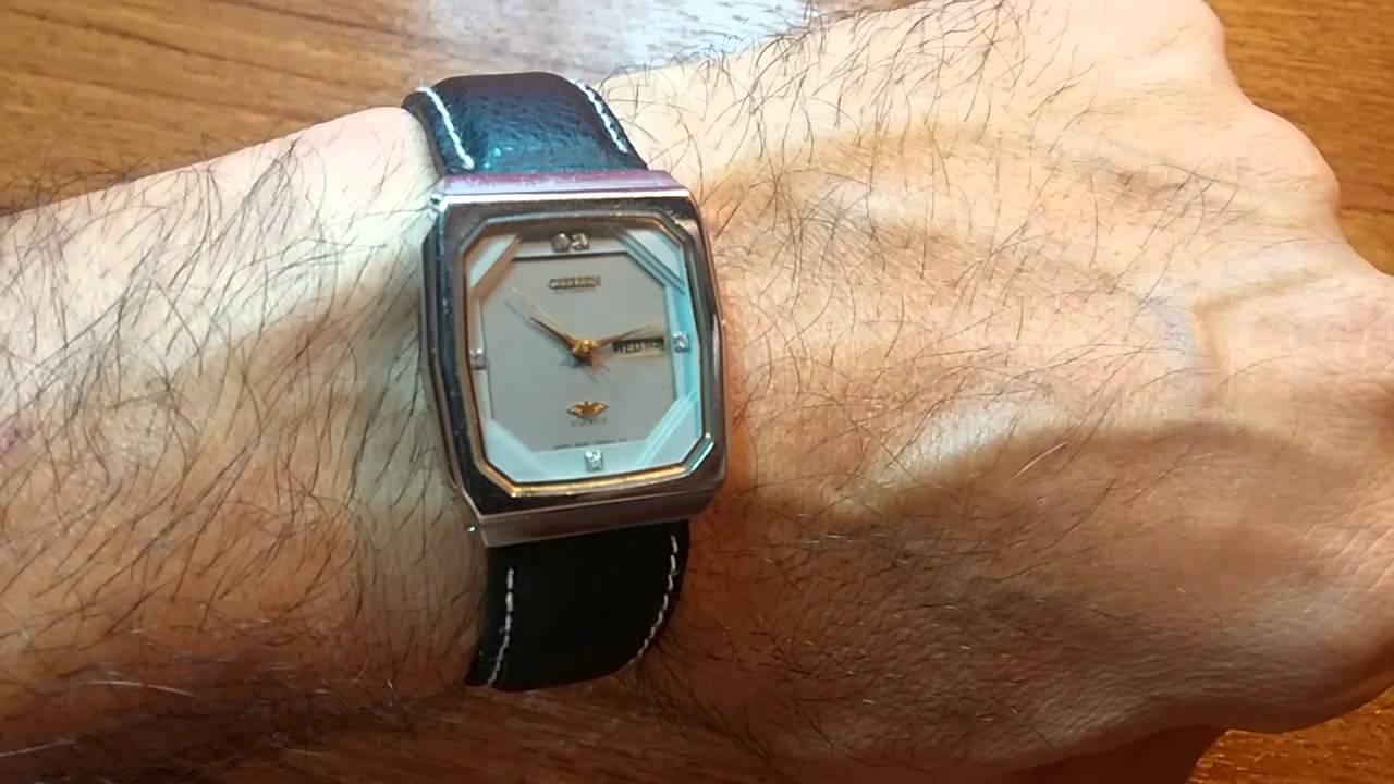 6c1db84c593c Impecable y antiguo reloj de pulsera Citizen