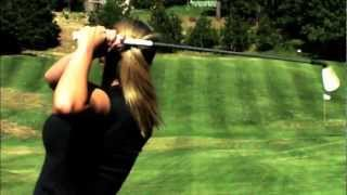 Big Break Meghan Hardin Golf Swing