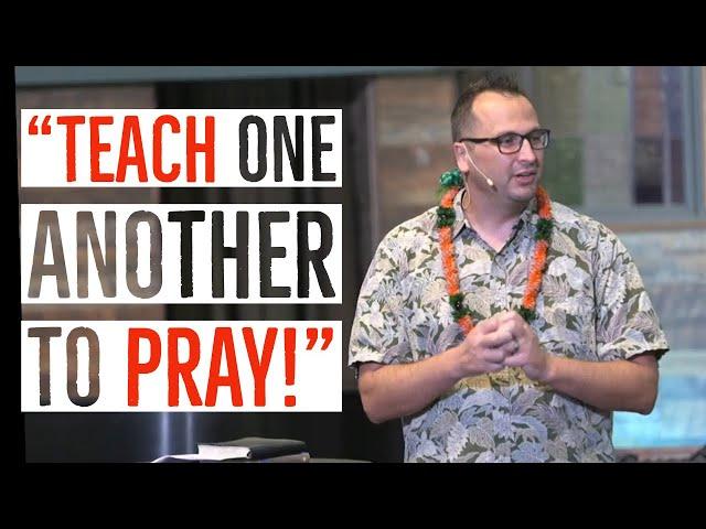 Kaimuki Christian Church: Teach One Another To Pray