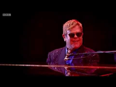 2. Bennie and the Jets - Elton John - Live in Hyde Park September 11 2016