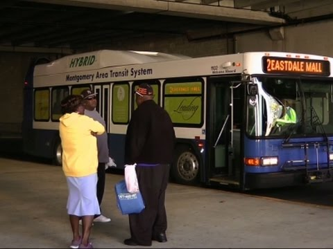 Years After Boycott, Montgomery Buses Unreliable