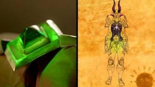 Оружейная Азерота: косплей «Охотница на демонов» (русские субтитры)