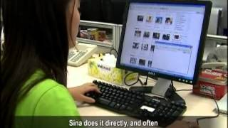 Sina Weibo Rapidly Deleting Microblogs