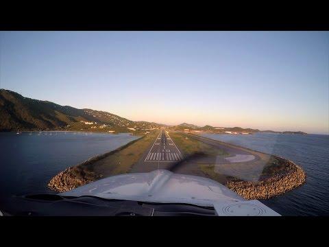 Caribbean Mooney Flying #2.2 - Fort Pierce to St Thomas