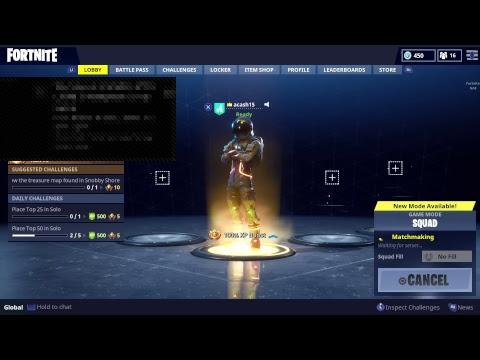 Fortnite Karaoke  - Fortnite Battle Royale