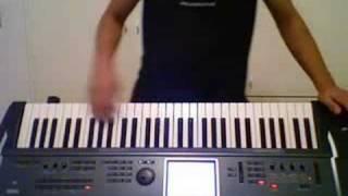 Canon Rock Keyboard Improvisation