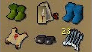 Hunting NEW Clue Scroll Rewards! #2