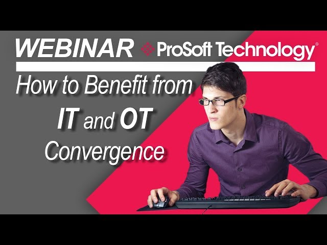 How to Benefit from Common Platform that Support IT and OT Convergence