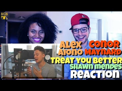Treat You Better by Shawn Mendes | Alex...
