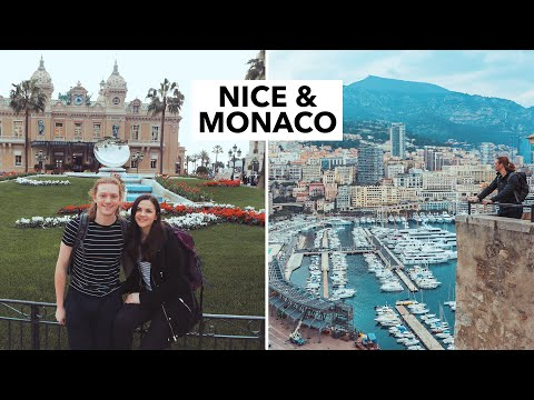 Nice and Monaco: Four Days in the Côte d'Azur